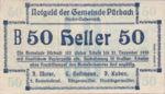 Austria, 50 Heller, FS 793IIb