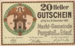 Austria, 20 Heller, FS 794II