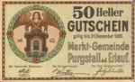 Austria, 50 Heller, FS 794II