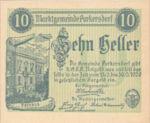 Austria, 10 Heller, FS 801a