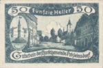 Austria, 50 Heller, FS 804a
