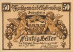 Austria, 50 Heller, FS 807a