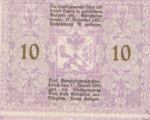 Austria, 10 Heller, FS 834IIa