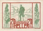 Austria, 70 Heller, FS 842