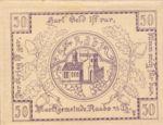 Austria, 50 Heller, FS 806e