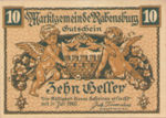 Austria, 10 Heller, FS 807b