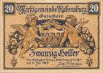 Austria, 20 Heller, FS 807b