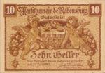 Austria, 10 Heller, FS 807h