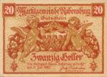 Austria, 20 Heller, FS 807h