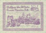 Austria, 50 Heller, FS 808Ia