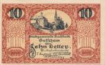 Austria, 10 Heller, FS 811