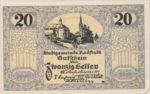 Austria, 20 Heller, FS 811