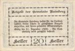 Austria, 20 Heller, FS 815a