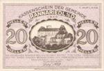 Austria, 20 Heller, FS 818a