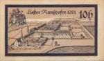 Austria, 10 Heller, FS 819Ad