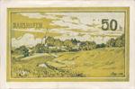 Austria, 50 Heller, FS 819Fa