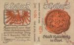 Austria, 10 Heller, FS 821II