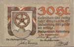 Austria, 30 Heller, FS 821II