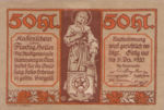 Austria, 50 Heller, FS 821II