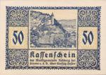 Austria, 50 Heller, FS 826