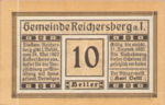 Austria, 10 Heller, FS 828IIa?