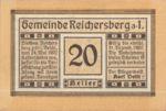 Austria, 20 Heller, FS 828IIa?