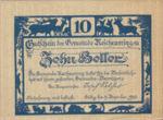 Austria, 10 Heller, FS 829a