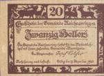 Austria, 20 Heller, FS 829e