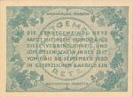 Austria, 50 Heller, FS 832a