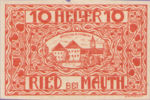 Austria, 10 Heller, FS 833b