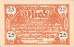 Austria, 25 Heller, FS 836IIa