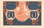 Austria, 60 Heller, FS 836IIa