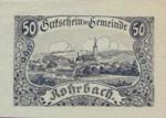 Austria, 50 Heller, FS 841a