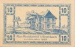 Austria, 10 Heller, FS 814a