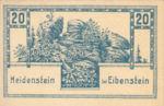 Austria, 20 Heller, FS 814a