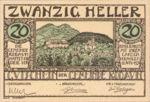 Austria, 20 Heller, FS 840I
