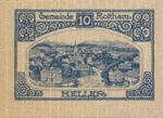 Austria, 10 Heller, FS 843a