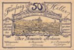 Austria, 50 Heller, FS 840I