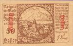 Austria, 50 Heller, FS 848a