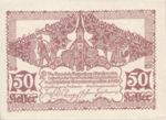 Austria, 50 Heller, FS 858Ib