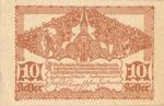Austria, 10 Heller, FS 858Id