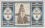 Austria, 20 Heller, FS 862a