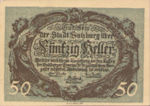 Austria, 50 Heller, FS 862a