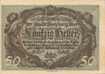 Austria, 50 Heller, FS 862b