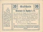 Austria, 30 Heller, FS 877IIa