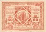 Austria, 50 Heller, FS 885I