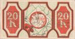 Austria, 20 Heller, FS 886I