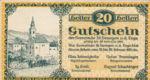 Austria, 20 Heller, FS 887?