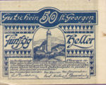 Austria, 50 Heller, FS 888Ia