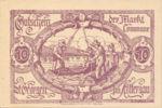 Austria, 10 Heller, FS 889a